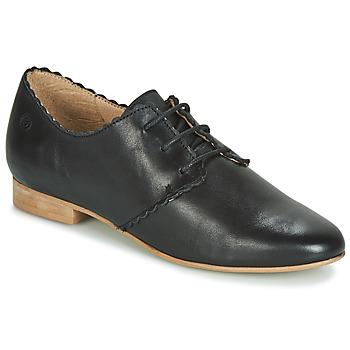 Čevlji  Ženske Čevlji Derby Betty London JIKOTEFE Črna