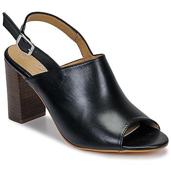 Čevlji  Ženske Sandali & Odprti čevlji Betty London JIKOTEGE Črna