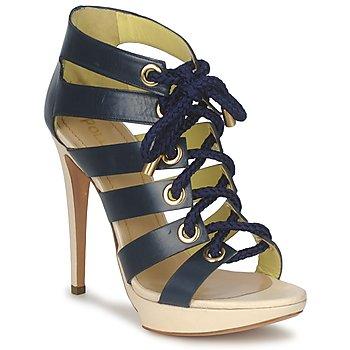 Čevlji  Ženske Sandali & Odprti čevlji Pollini PA1609CC1V Modra