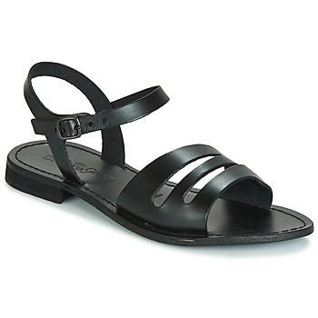 Čevlji  Ženske Sandali & Odprti čevlji Dream in Green JAKALETTE Črna