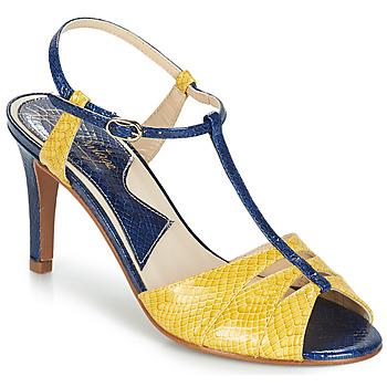 Čevlji  Ženske Sandali & Odprti čevlji Ippon Vintage DROP BACK Rumena
