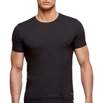 Oblačila Moški Majice s kratkimi rokavi Impetus 1353898 020 Črna