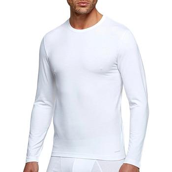 Oblačila Moški Majice z dolgimi rokavi Impetus 1368898 001 Bela