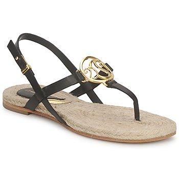 Čevlji  Ženske Sandali & Odprti čevlji Etro 3426 Črna