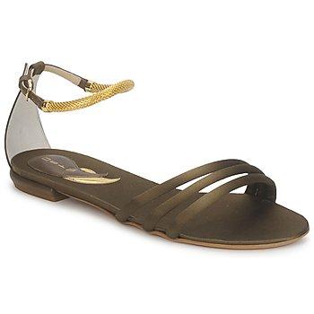 Čevlji  Ženske Sandali & Odprti čevlji Etro 3461 Moro
