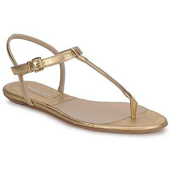 Čevlji  Ženske Sandali & Odprti čevlji Michael Kors MK18017 Zlata