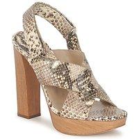 Čevlji  Ženske Sandali & Odprti čevlji Michael Kors MK18072 Piton