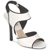 Čevlji  Ženske Sandali & Odprti čevlji Michael Kors MK18111 Bela