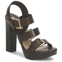 Čevlji  Ženske Sandali & Odprti čevlji Michael Kors MK18071 Kavna