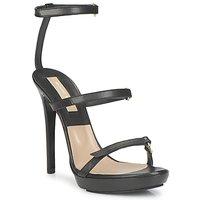 Čevlji  Ženske Sandali & Odprti čevlji Michael Kors MK18031 Črna