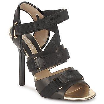 Čevlji  Ženske Sandali & Odprti čevlji Michael Kors MK118113 Črna