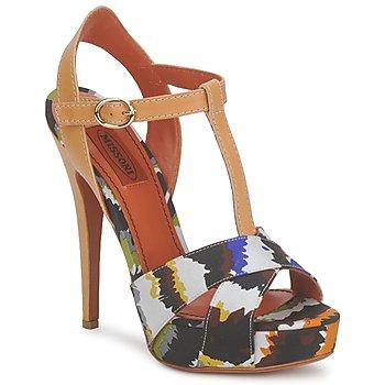 Čevlji  Ženske Sandali & Odprti čevlji Missoni TM69 Večbarvna
