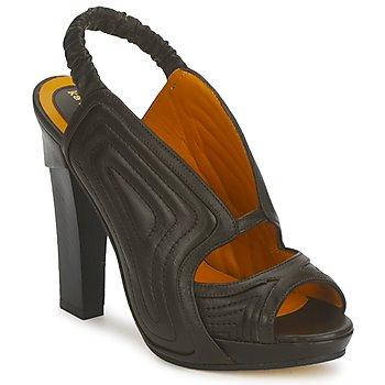 Čevlji  Ženske Sandali & Odprti čevlji Karine Arabian ORPHEE Črna