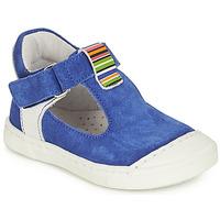 Čevlji  Deklice Balerinke André BELUGA Modra