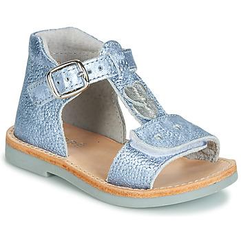 Čevlji  Dečki Sandali & Odprti čevlji André POESIE Modra