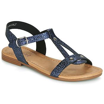 Čevlji  Dečki Sandali & Odprti čevlji André TOUFOU E Modra