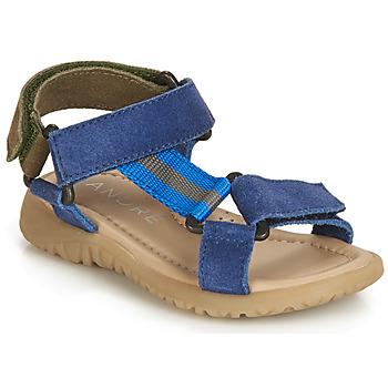 Čevlji  Dečki Sandali & Odprti čevlji André SUEZ Modra