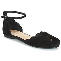 Čevlji  Ženske Sandali & Odprti čevlji André SERINGAT Črna