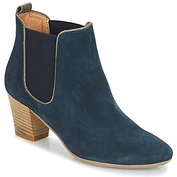 Čevlji  Ženske Gležnjarji André RELEASE Modra