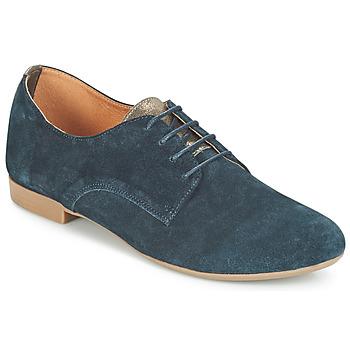 Čevlji  Ženske Čevlji Derby André CAMARADE Modra