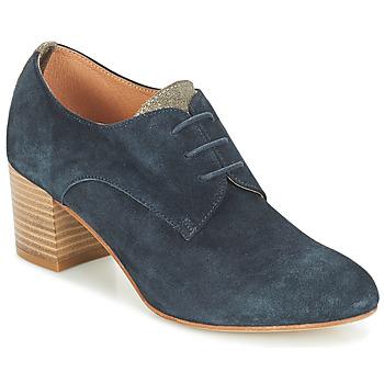 Čevlji  Ženske Čevlji Derby André CORI Modra