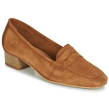 Čevlji  Ženske Mokasini André SENLIS Kamel
