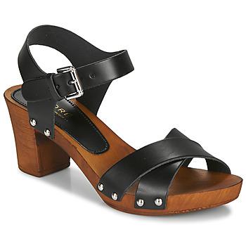 Čevlji  Ženske Sandali & Odprti čevlji André BONGO Črna