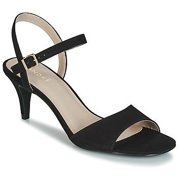 Čevlji  Ženske Sandali & Odprti čevlji André CELLY Črna