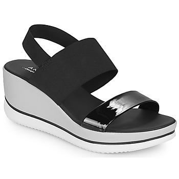 Čevlji  Ženske Sandali & Odprti čevlji André SAURENZA Črna
