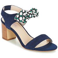 Čevlji  Ženske Sandali & Odprti čevlji André SUPENS Modra
