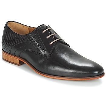 Čevlji  Moški Čevlji Derby André LIGURIA Črna