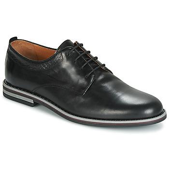 Čevlji  Moški Čevlji Derby André JULIEN Črna