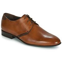 Čevlji  Moški Čevlji Derby André DIPLOMATE Kostanjeva