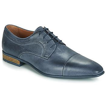 Čevlji  Moški Čevlji Derby André CITHARE Modra