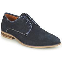 Čevlji  Moški Čevlji Derby André BALAGNE Modra