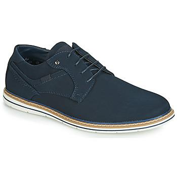 Čevlji  Moški Čevlji Derby André MARCEL Modra