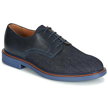 Čevlji  Moški Čevlji Derby André RAMEL Modra