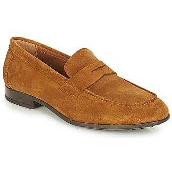 Čevlji  Moški Mokasini André PLATEAU Cognac