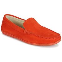 Čevlji  Moški Mokasini André BIGOLO Oranžna