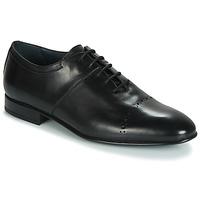 Čevlji  Moški Čevlji Richelieu André REMUS Črna