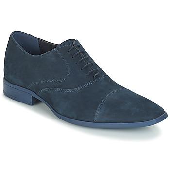 Čevlji  Moški Čevlji Richelieu André LAMPEDUSA Modra