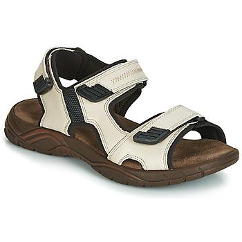 Čevlji  Moški Sandali & Odprti čevlji André MIAMI Bež