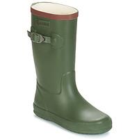 Čevlji  Otroci škornji za dež  Aigle PERDRIX Kaki