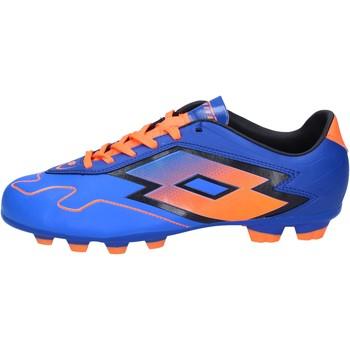 Čevlji  Moški Nogomet Lotto Superge BT586 Modra