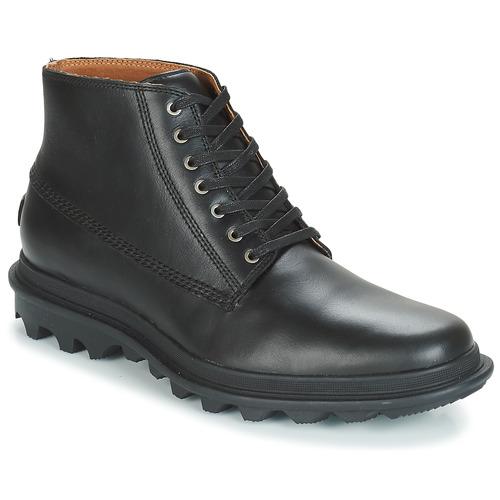 Čevlji  Moški Polškornji Sorel ACE™ CHUKKA WATERPROOF Črna