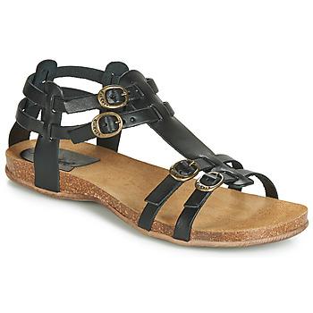 Čevlji  Ženske Sandali & Odprti čevlji Kickers ANA Črna