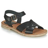 Čevlji  Ženske Sandali & Odprti čevlji Kickers TILLY Črna