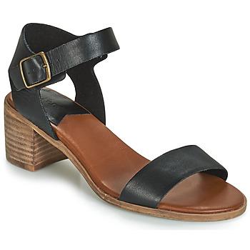 Čevlji  Ženske Sandali & Odprti čevlji Kickers VOLOU Črna