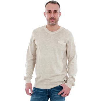 Oblačila Moški Puloverji Calvin Klein Jeans J3EJ302035 290 Beige