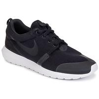 Čevlji  Moški Nizke superge Nike ROSHE ONE FLEECE Črna